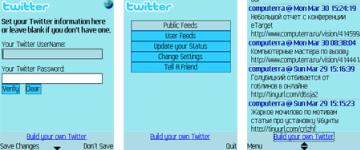 микроблог твиттер